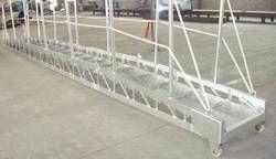 Aluminum Gangway Ladder