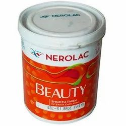 Smooth Finish White Nerolac Beauty Interior Emulsion Paint