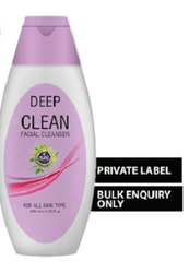 Deep Clean Facial Cleanser