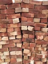 Gagan Red Chatka Bricks, For Foundation, Packaging Type: Truck