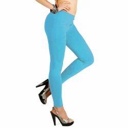 Plain Firoji Color Cotton Leggings