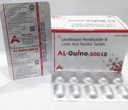 Levofloxacin with Lactic Acid Bacillus tablet