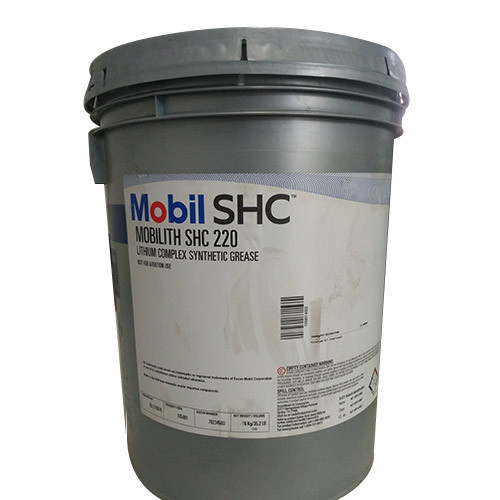 Mobil Lithium Coplex Synthetic Grease SHC-220, Automotive