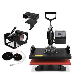 Multicolor T-Shirts Printing Machine, Automation Grade: Semi-Automatic