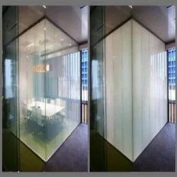 Switchable Laminated Glass