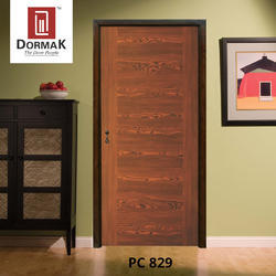 PC-829 Designer Waterproof Wooden Door