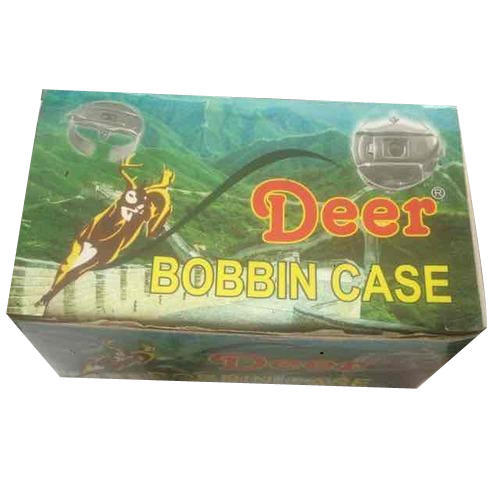 Deer Stainless Steel Embroidery Bobbin Case