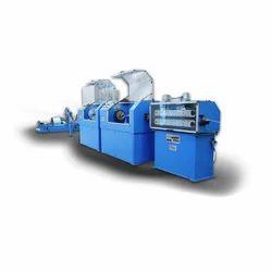 2 hp Horizontal LT Covering Machine, Capacity: Upto 40 ton