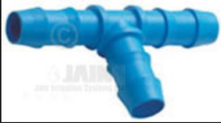 Jain Polybarbed Fittings