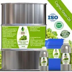 Cognac Green Oil