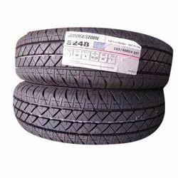 165 Millimeters Rubber Bridgestone Tubeless Car Tyre, Aspect Ratio: 65