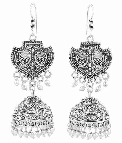 German Silver Earring Jewelry