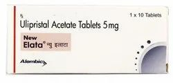 New Elata 5 mg (Ulipristal Acetate)Tablet