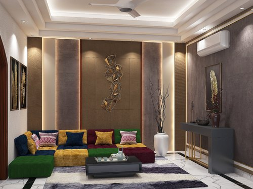 Residential Interior Design Services In Lucknow Rs 900 Square Feet Id 21532962391