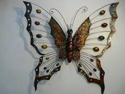 Metal Wall Butterfly