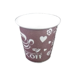 Paper 65 Ml Disposable Coffee Cup