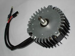 120 W BLDC Motors with Controller, Speed: 1500/3000 RPM, Voltage: 24 V