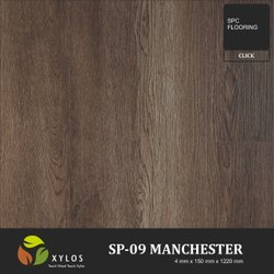 Machester SPC Wooden Flooring