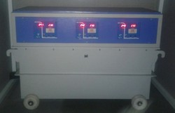 Chirag and Mech Automatic Servo Voltage Stabilizer