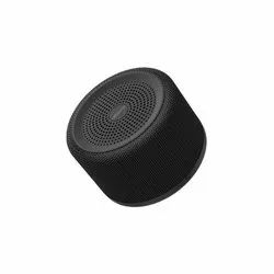 Black Round Oraimo Speaker, Size: Small, Model Name/Number: Obs-33s