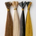 Colored Flat Tip Hair Extension