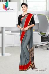 Uniform Sarees
