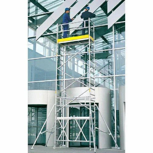 Aluminium Scaffolding Staircase Towers