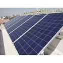 Domestic Rooftop Solar Power System