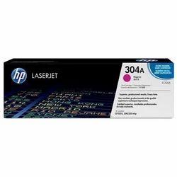 HP CC533A 304A Magenta Toner Cartridge
