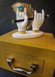 Marble Dust Murli manohar Hand Gift