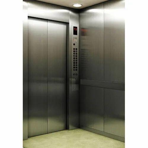AIRCON SS Elevator Door