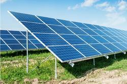 Solar Ground Mounted Power Plant