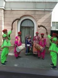 Rajasthani Folk Music & Dance