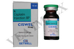 Ciswel 10mg Cisplatin Injection