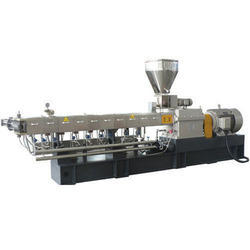 Single Screw Pvc Pipe Machine
