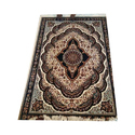 Indian Carpet Industries Multicolor Designer Floor Carpet, Size: 10 Feet