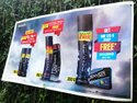 Rectangle Ld Foam Banner Printing Service For Advertising