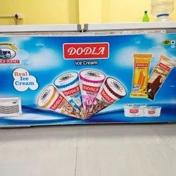 Flavours: Vanilla Dodla Icecream, Packaging Type: Tub