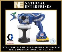 Disinfection Booth And Spray Guns