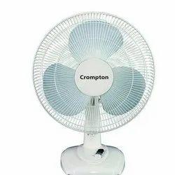50 W 3 Blades Crompton High Flo Eva 400 mm Table Fan
