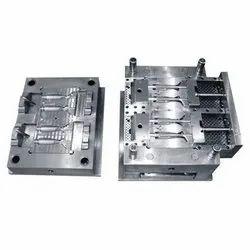 Silver Mild Steel Die Casting Mould, For Industrial