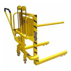 Boom Type Mobile Reel Lifter