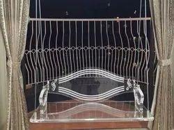 Acrylic Balcony Swing