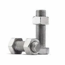 Stainless Steel Nut & Bolt for Industrial