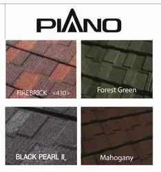 Roser Piano - Stone Coated Steel Roofing Tile