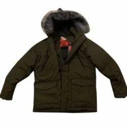 Hooded Women Designer Teflon Jacket, Size: Small To Large