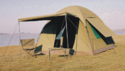 Outdoor Disaster Relief Tents