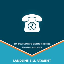 Landline Bill Payment Service