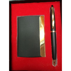 Card Holder With Pen