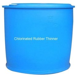 Chlorinated Rubber Thinner, Packaging Type: Drum